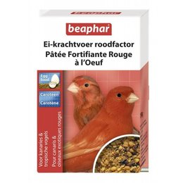 Beaphar Ei-Mix für Kanarien & Exoten - rot (150 gr)