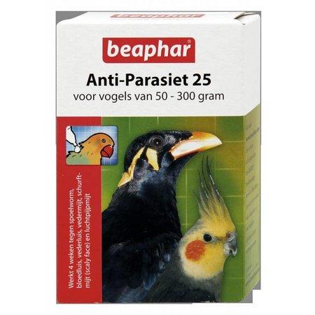 Beaphar Anti-Parasit Spot-On für mittelgroße Vögel