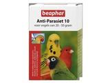 Beaphar Anti-Parasiet 10 vogel (2 pipetten)