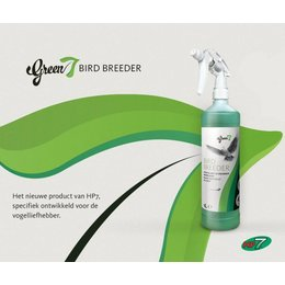 Green 7 Bird Breeder reiniger