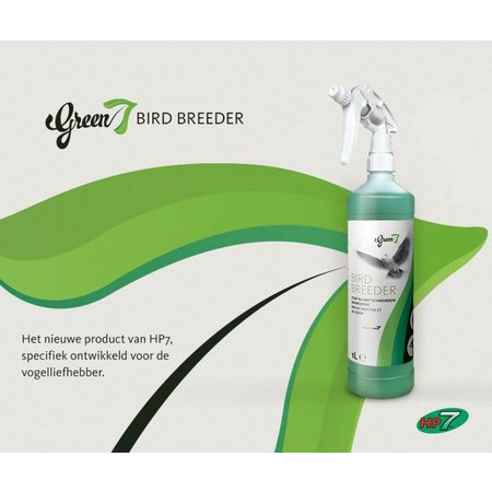 Green7 Bird Breeder reinigungsmittel