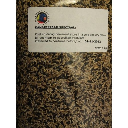 Kanariesaat Spezial (2,5 kg)
