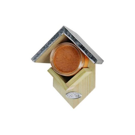 Esschert Erdnussbutter Cottage einschließlich Erdnussbutter