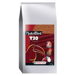 Nutribird T-20 toucans breeding food (10 kg)