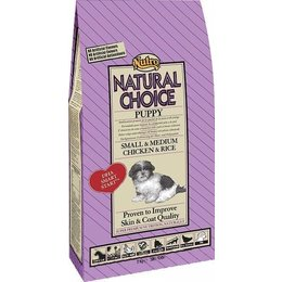 Natural Choice Puppy Small & Medium Chicken & Rise