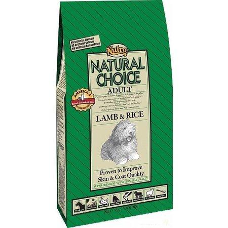 Natural Choice Adult Lamb & Rice