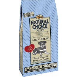 Natural Choice Puppy Large Breed Chicken & Rice