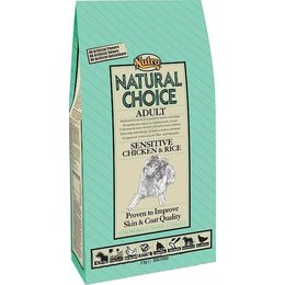 Natural Choice Adult Sensitive Kip & Rijst