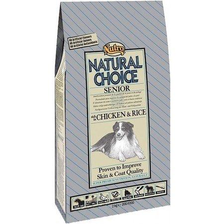 Natural Choice Senior Huhn & Reis