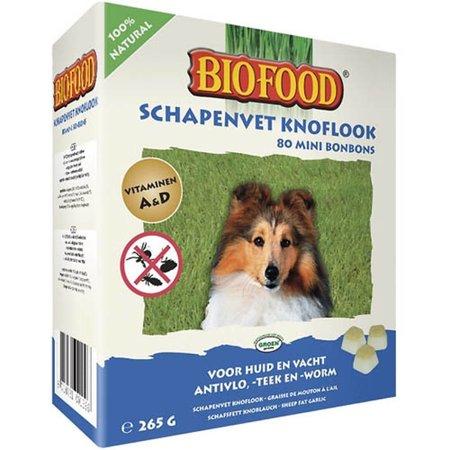 Biofood Schafsfett Knoblauch