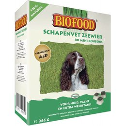 Biofood Sheep fat Seaweed mini (80 pcs)