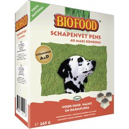 Biofood Sheep fat Tripe Maxi (40 Pcs)