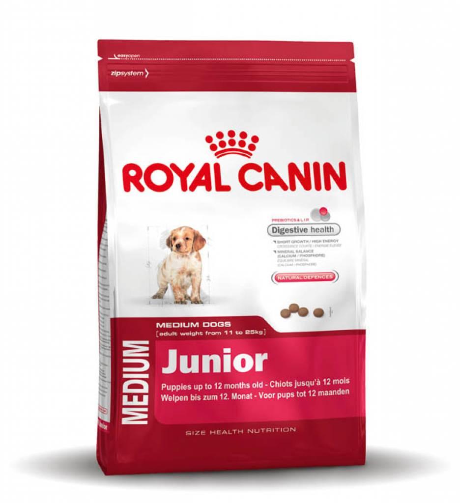 royal canin medium junior. Black Bedroom Furniture Sets. Home Design Ideas