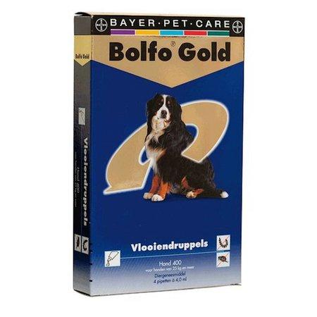 Bayer Bolfo Gold 4 pip.