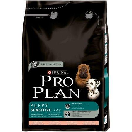 Pro Plan Puppy Sensitive – Zalm & Rijst (14 kg)