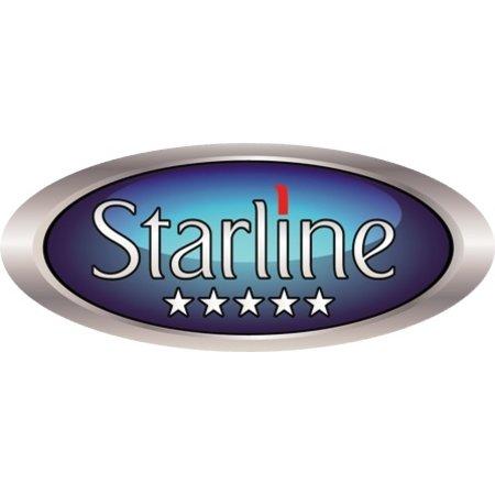 Nobby Starline Massagebürste extra Groß