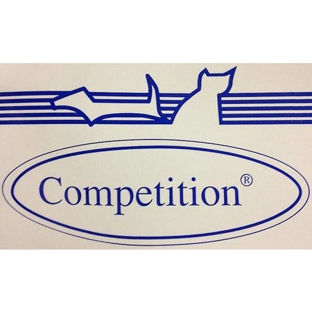 Competition Schweineohren getrocknet (100 Stück)