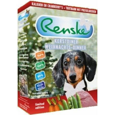 Renske Weihnachtsessen (395 gr)
