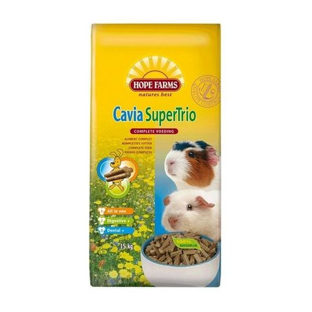 Hope Farms Meerschweinchen SuperTrio (15 kg)