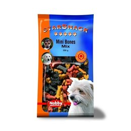 Nobby Starsnack Mini-Knochen Mix (200g)
