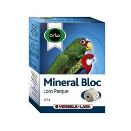 Orlux Mineral Bloc Loro Parque