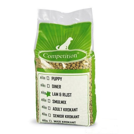 Competition Adult Lamm & Reis (10 kg)