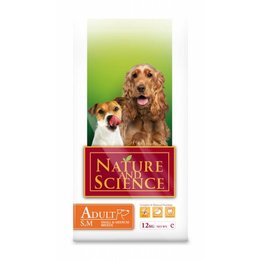 Nature and Science Adult Small_Medium Breed (12 kg)