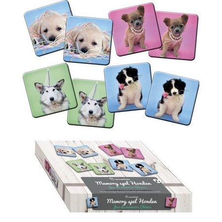 Memory spiel Hund