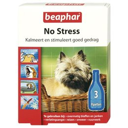 Beaphar No-Stress Dog (3 pipettes)