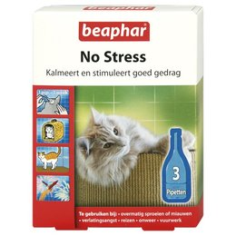 Beaphar No-Stress Katten (3 pipetten)