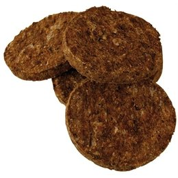 Just4Animals Tripe Burger (2 pieces)