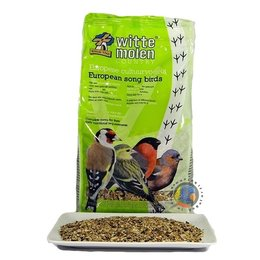 Witte Molen Country European culture birds (1 kg)