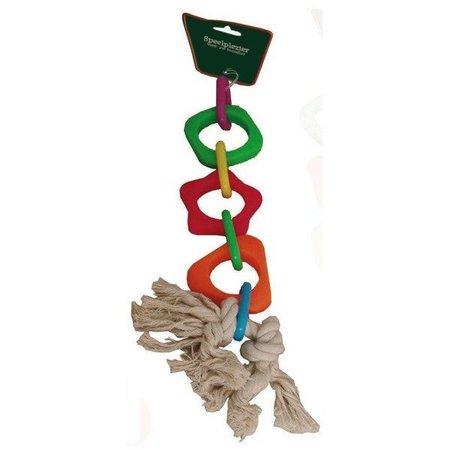 Sittich Spiel-Kette mit Seil