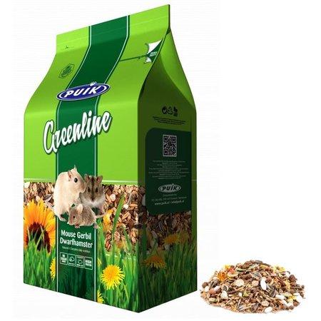 Puik Greenline Maus / Rennmaus / Zwerghamster (800 g)