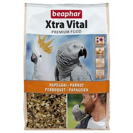 Beaphar XtraVital Papageien (2,5 kg)