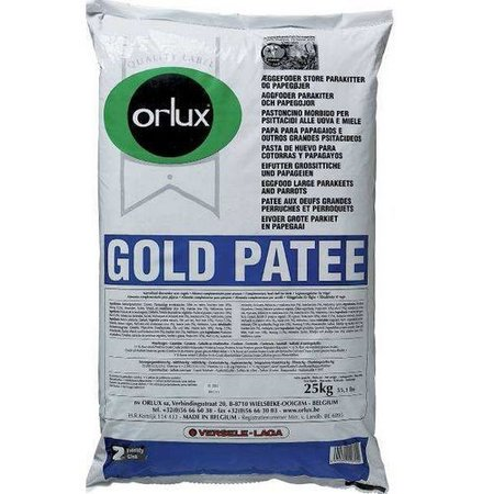 Orlux Gold Patee Großsittiche und Papageien Profi (25 kg)