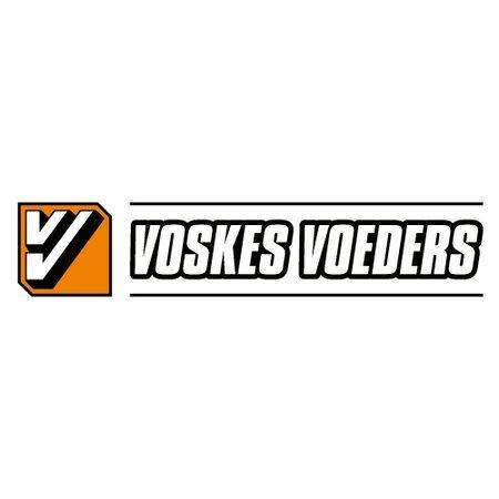 Voskes Munchy Stock 12.5cm (Mix 5 Farben (10 mm), 100 Stück)