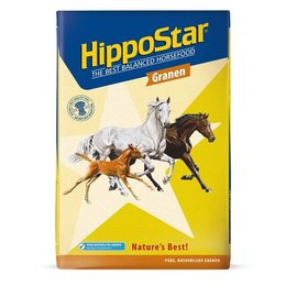 HippoStar Peeled Oats (25 kg)