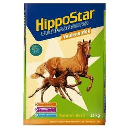 HippoStar Veulenopfok (25 kg)