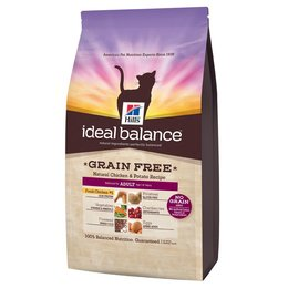 Hill's Feline Ideal Balance No Grain - Chicken & Potato (2 kg)