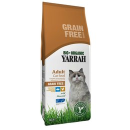 Yarrah Adult Grain Free Chicken and Fish
