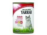 Yarrah Chunks Chicken and Beef with Nettle and Tomato in sauce (12 x 405g)