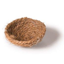 Nobby Kanariennistkörbchen mit Kokoseinlage (10 Stück)