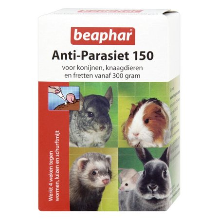 Beaphar Anti-Parasite 150 (Nagetiere)