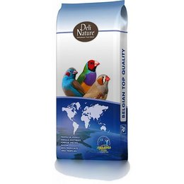 Deli Nature 40 - Foreign finches basic (20 kg)
