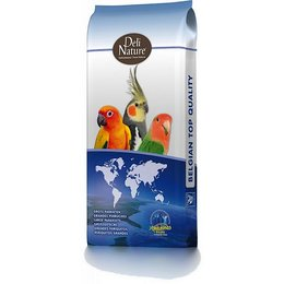 Deli Nature 68 - Parakeet without sunflower seeds (20 kg)