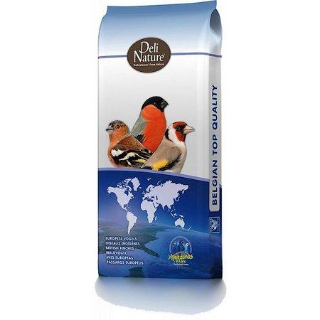 Deli Nature 83 - Waldvögel basis ohne Rübsen (20 kg)