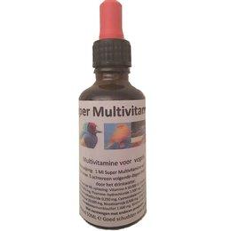 Super multivitamines (50 ml)