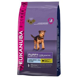 Eukanuba Puppy Large Breed Huhn (15 kg)