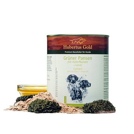 Hubertus Gold Hubertus Gold Groene Pens met Havervlokken en Lijnzaadolie